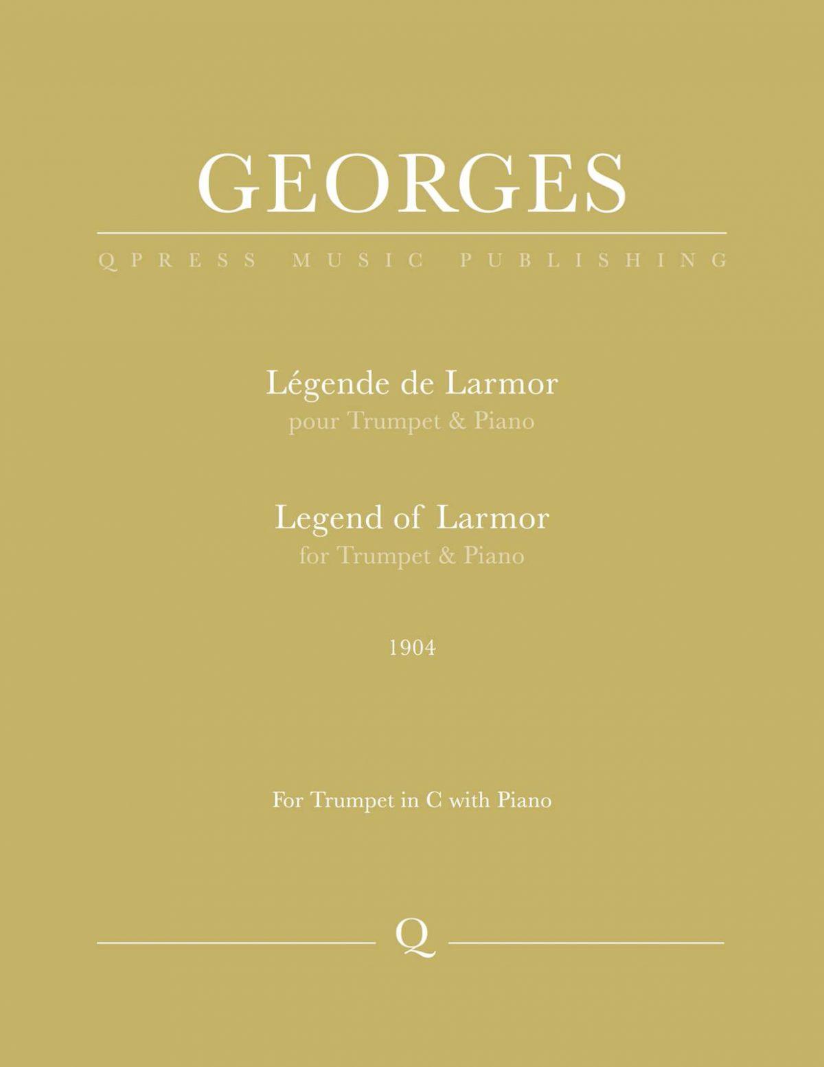 Georges, Légende de Larmor-p01