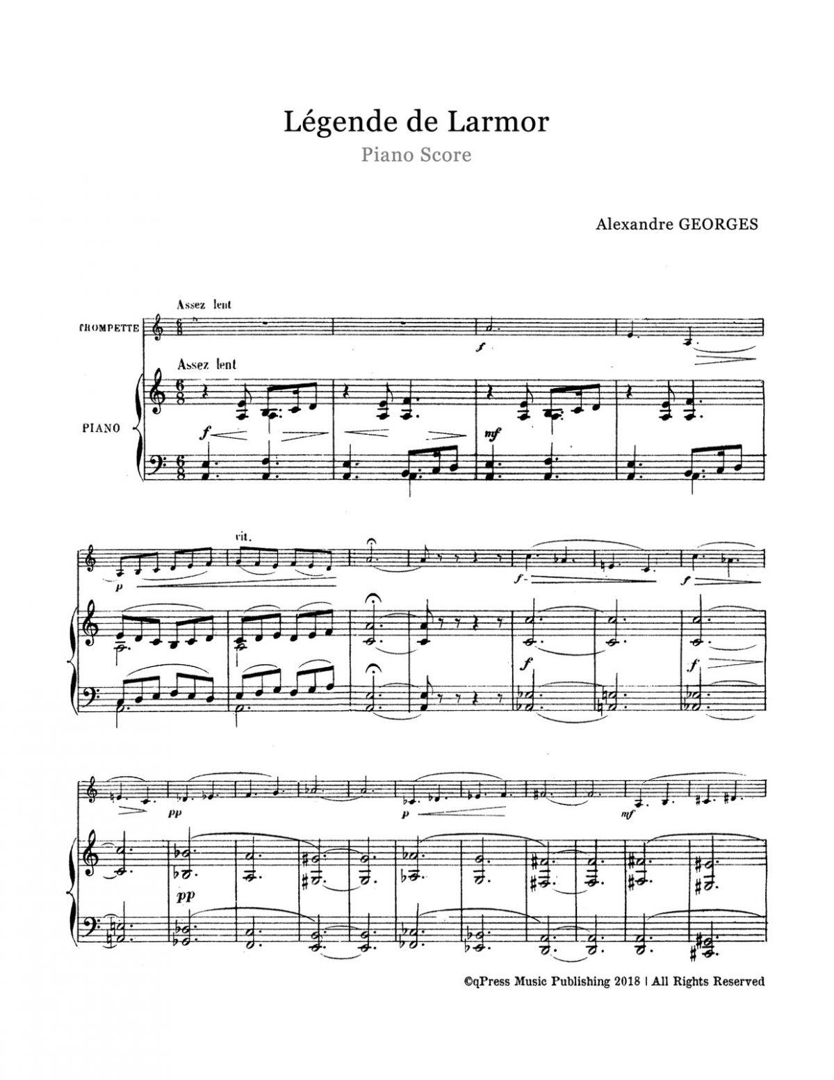 Georges, Légende de Larmor-p06