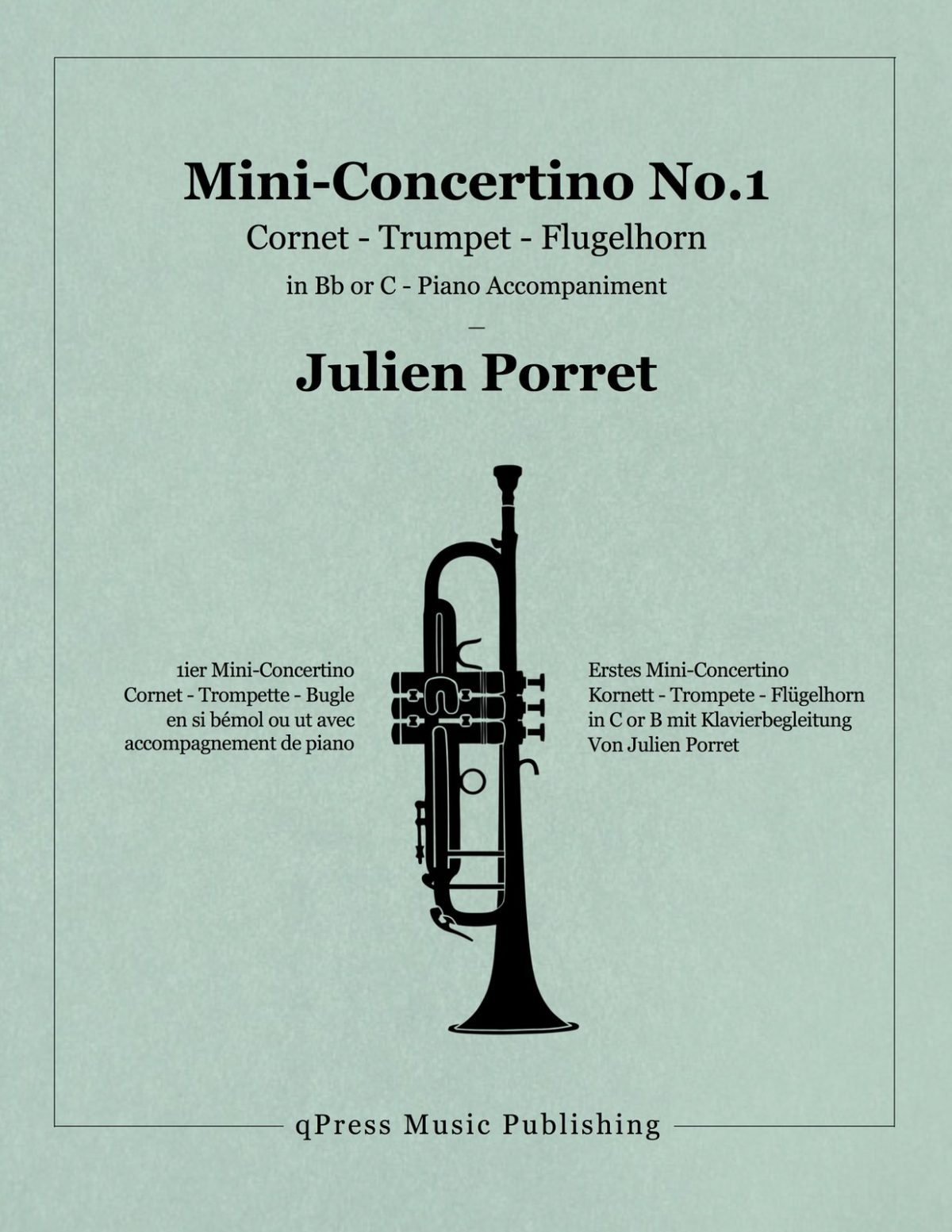 Porret, Mini-Concertino No.1-p1