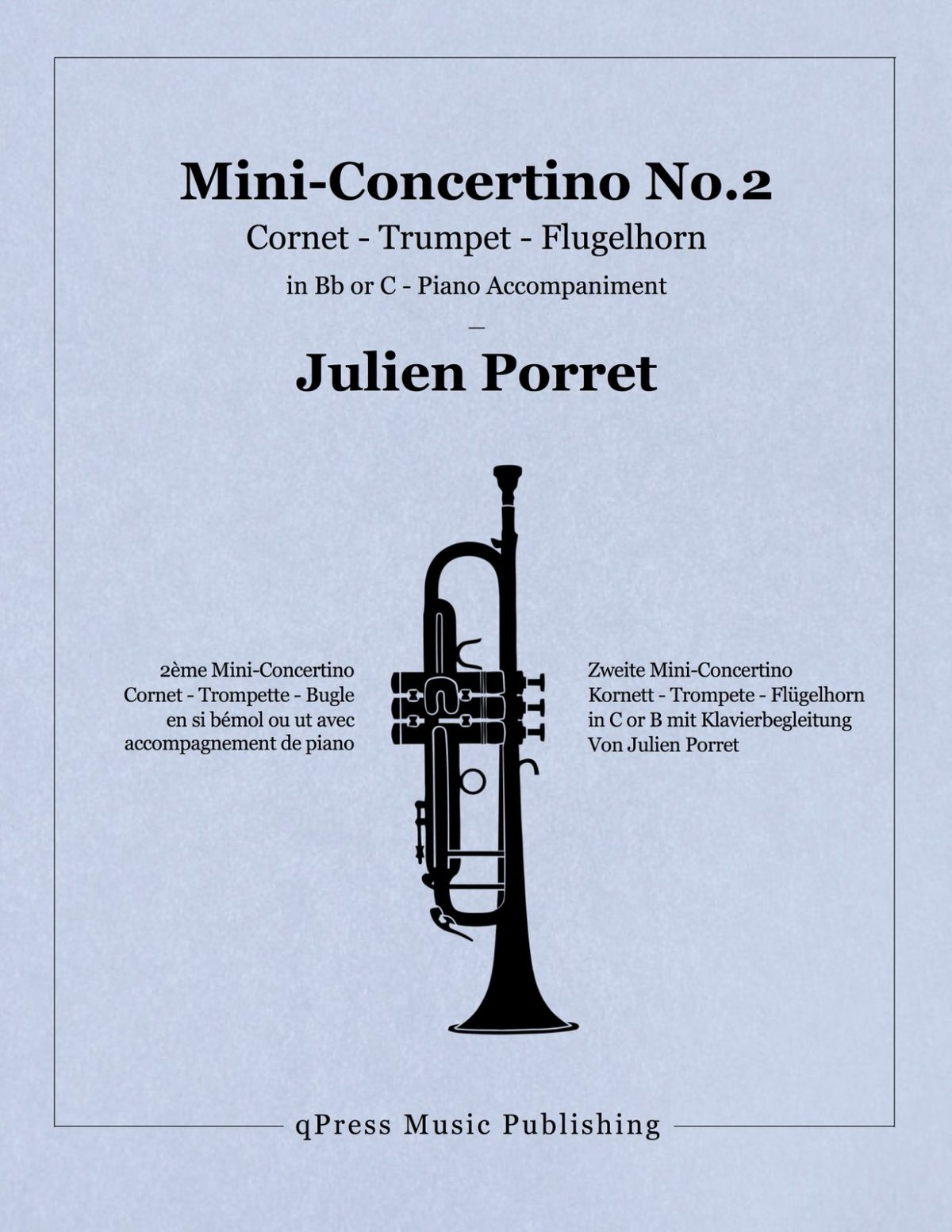 Porret, Mini-Concertino No.2-p1