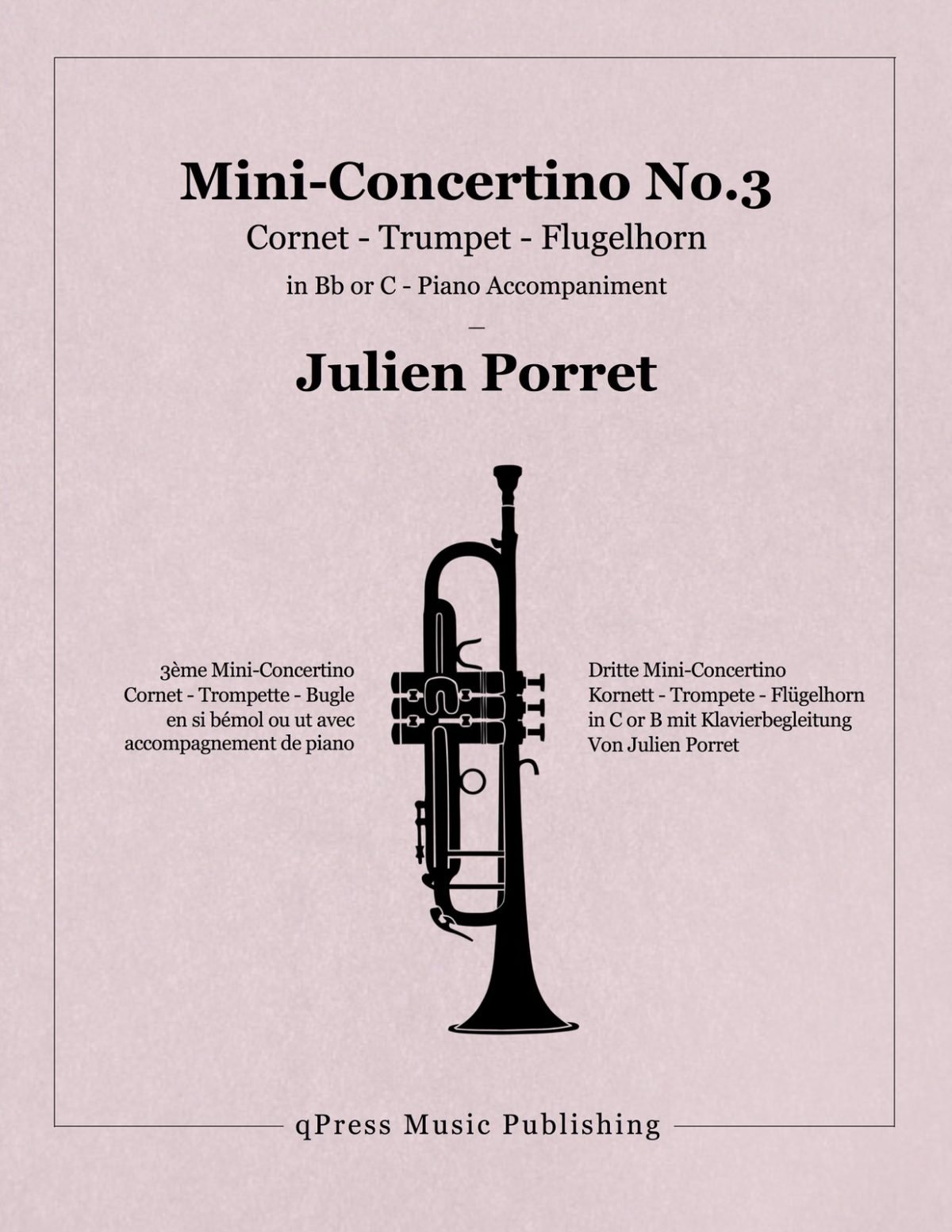 Porret, Mini-Concertino No.3-p1