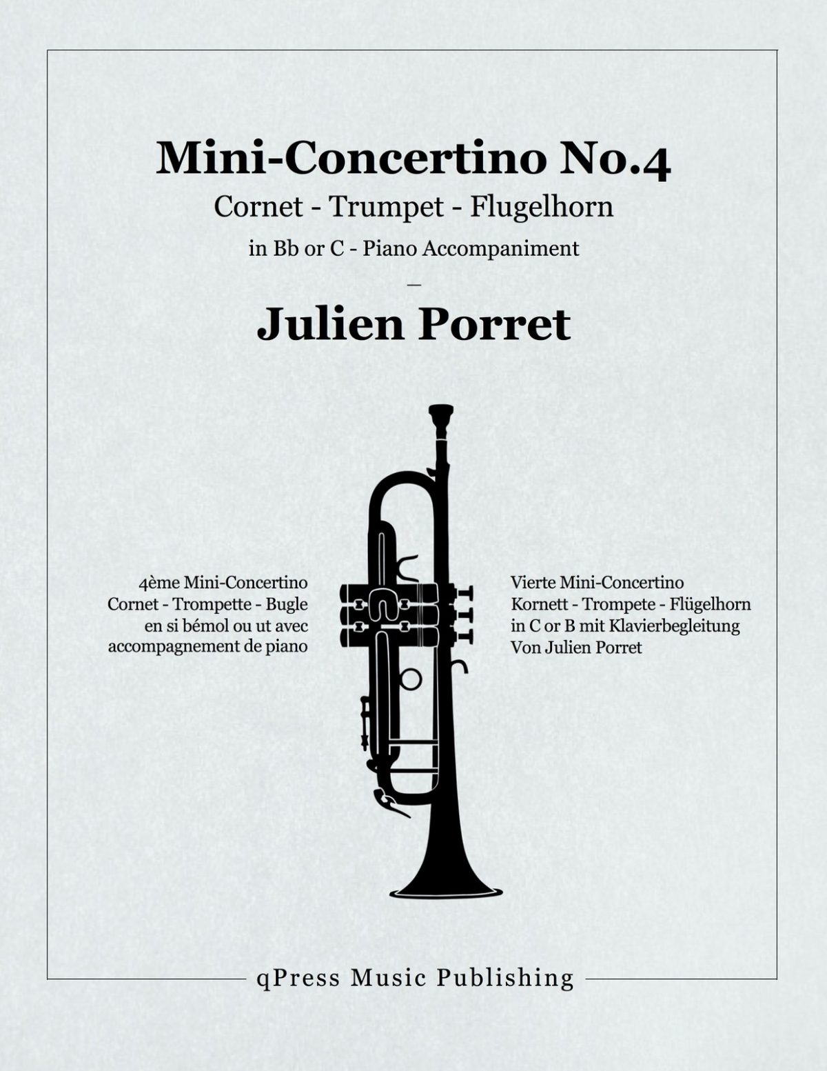 Porret, Mini-Concertino No.4-p1