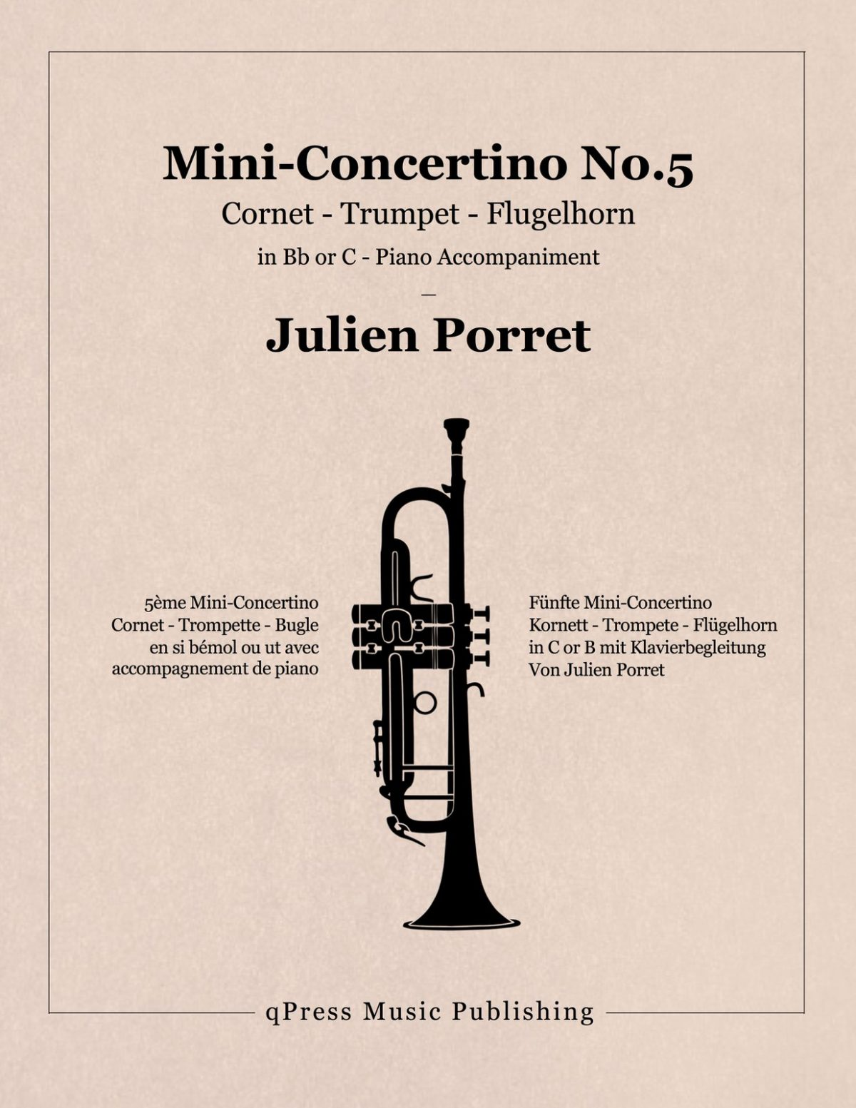 Porret, Mini-Concertino No.5-p1