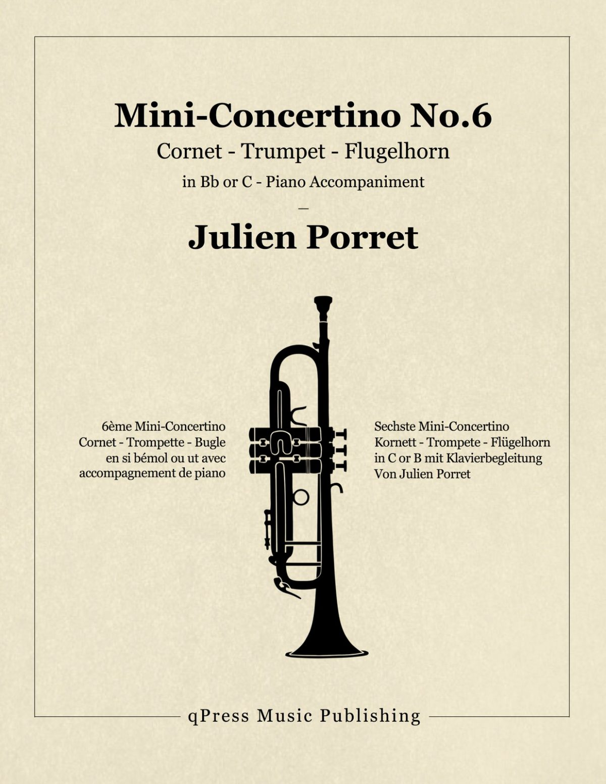 Porret, Mini-Concertino No.6-p1