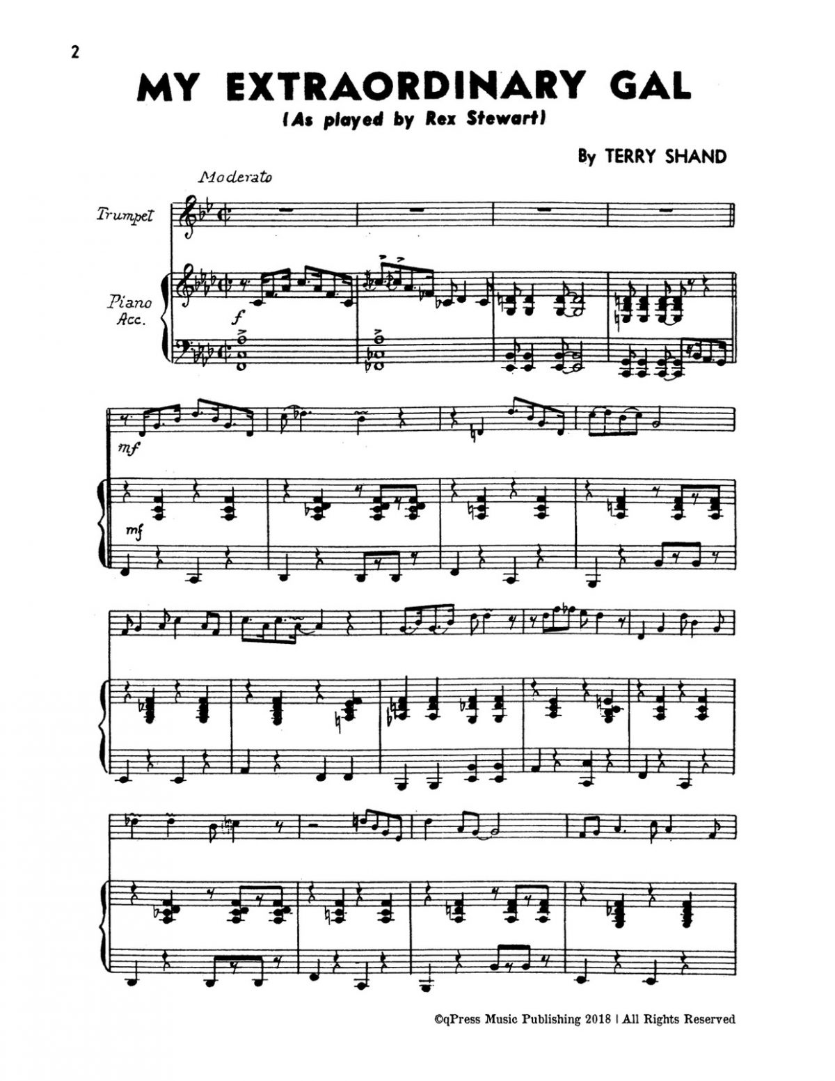 Stewart, Warm Up Book for the Trumpet-p18