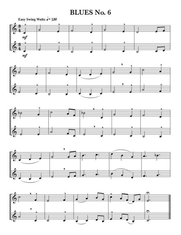60 Progressive Swing Duets Vol.1