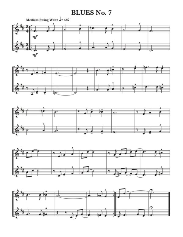 60 Progressive Swing Duets Vol.2