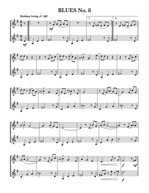 60 Progressive Swing Duets Vol.3