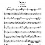 Broiles, Trumpet Studies and Duets Book 2-p30