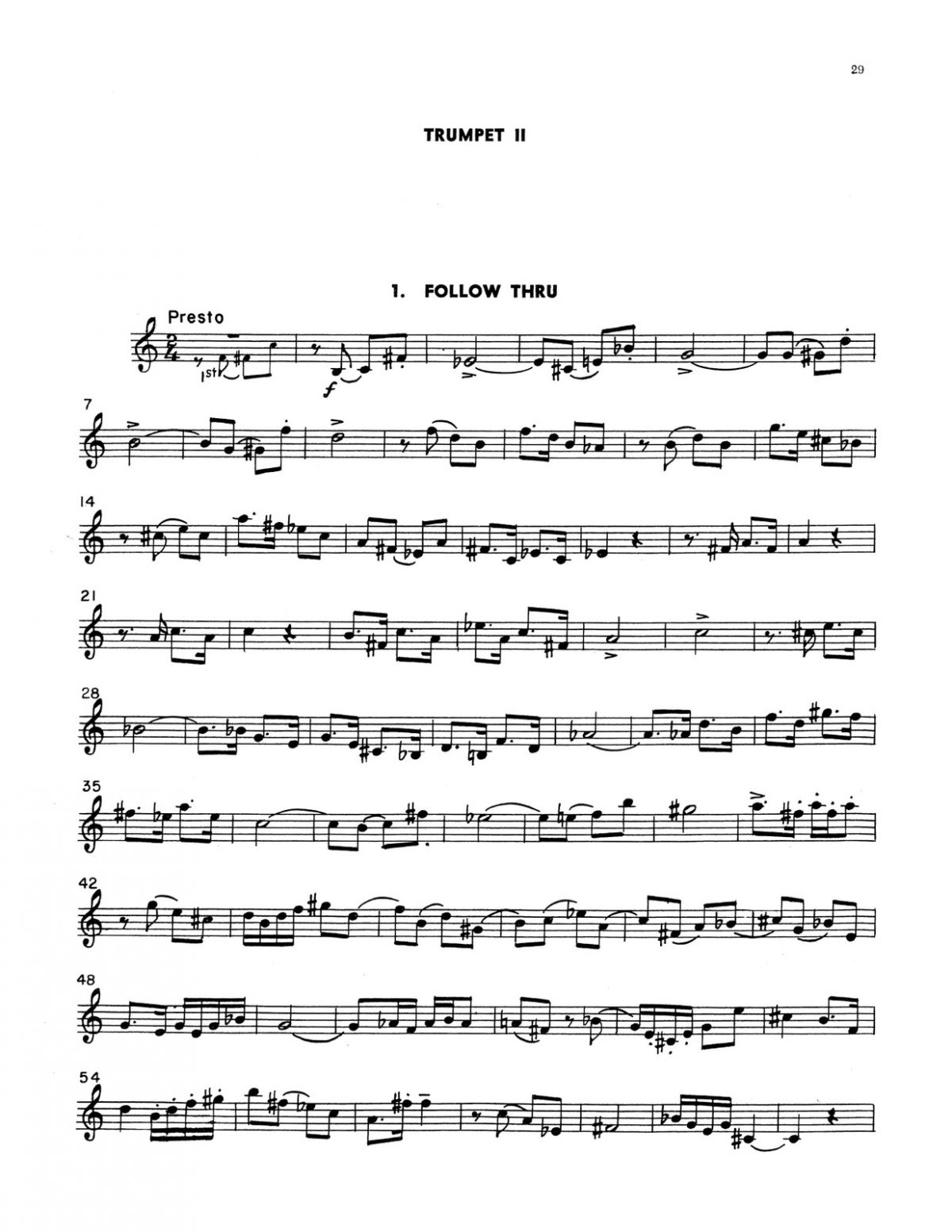 Broiles, Trumpet Studies and Duets Book 2-p31
