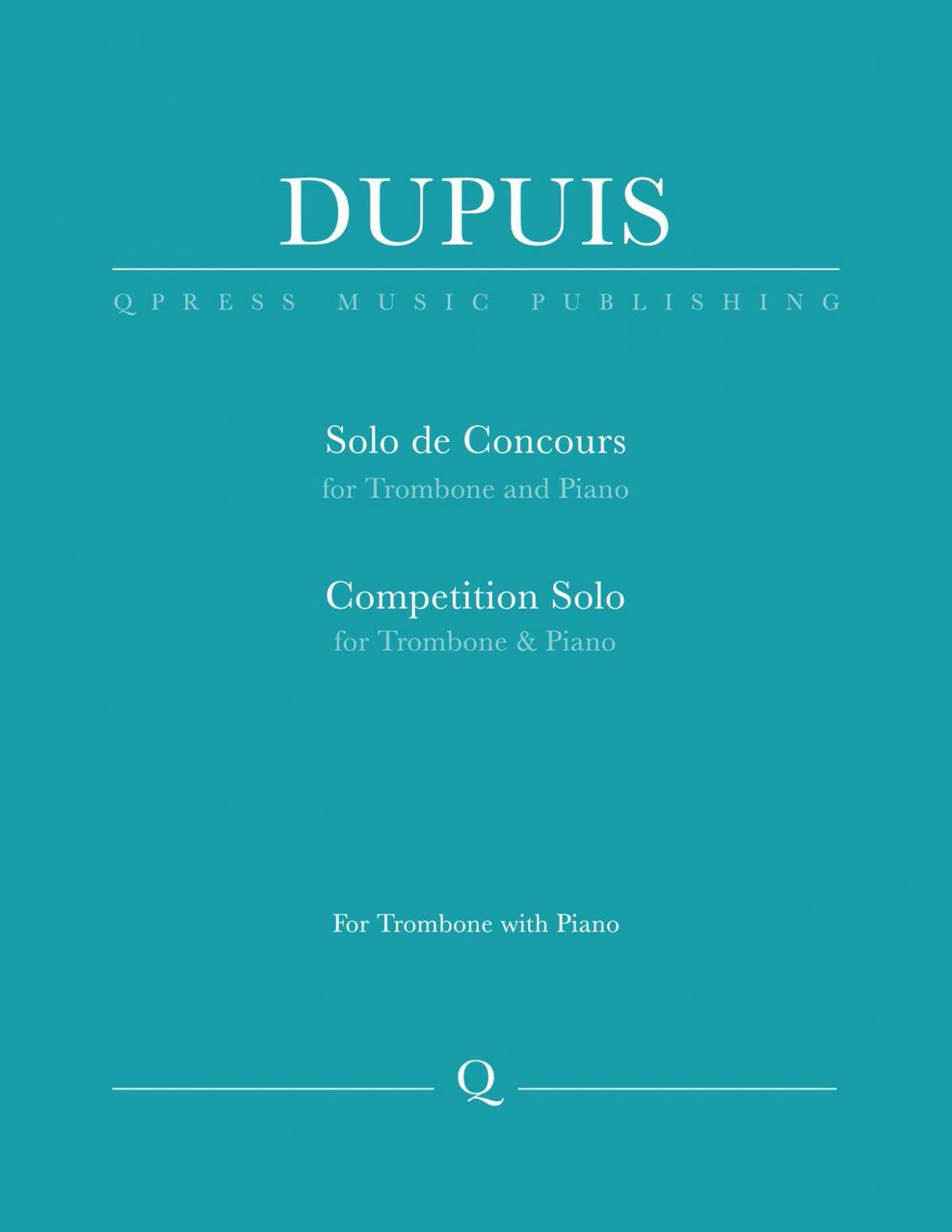 Dupuis, Albert, Solo de Concours-p01