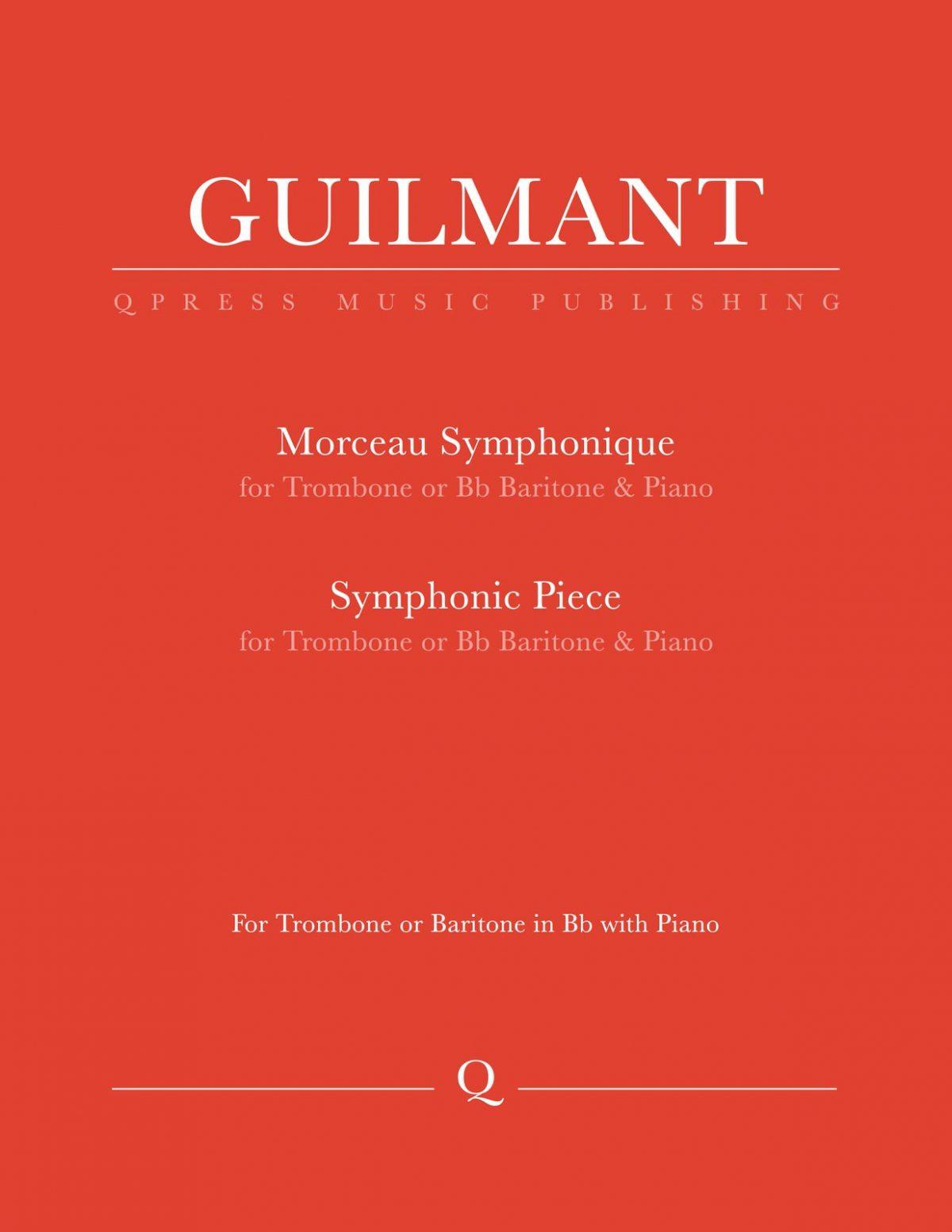 Guilmant, Alexandre Morceau Symphonique-p01
