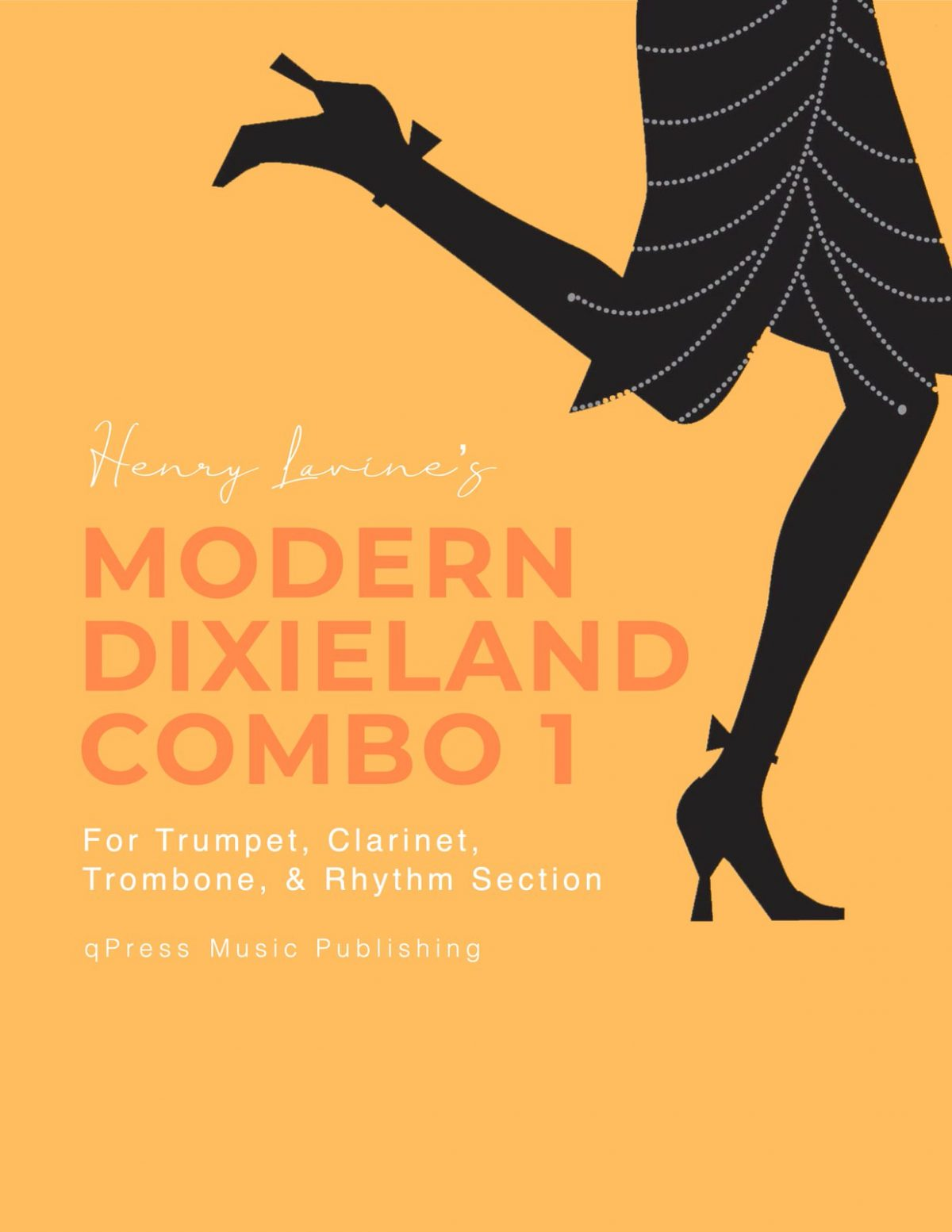 Levine, Dixieland Jazz Combo Book 1 (Score and Part)-p01