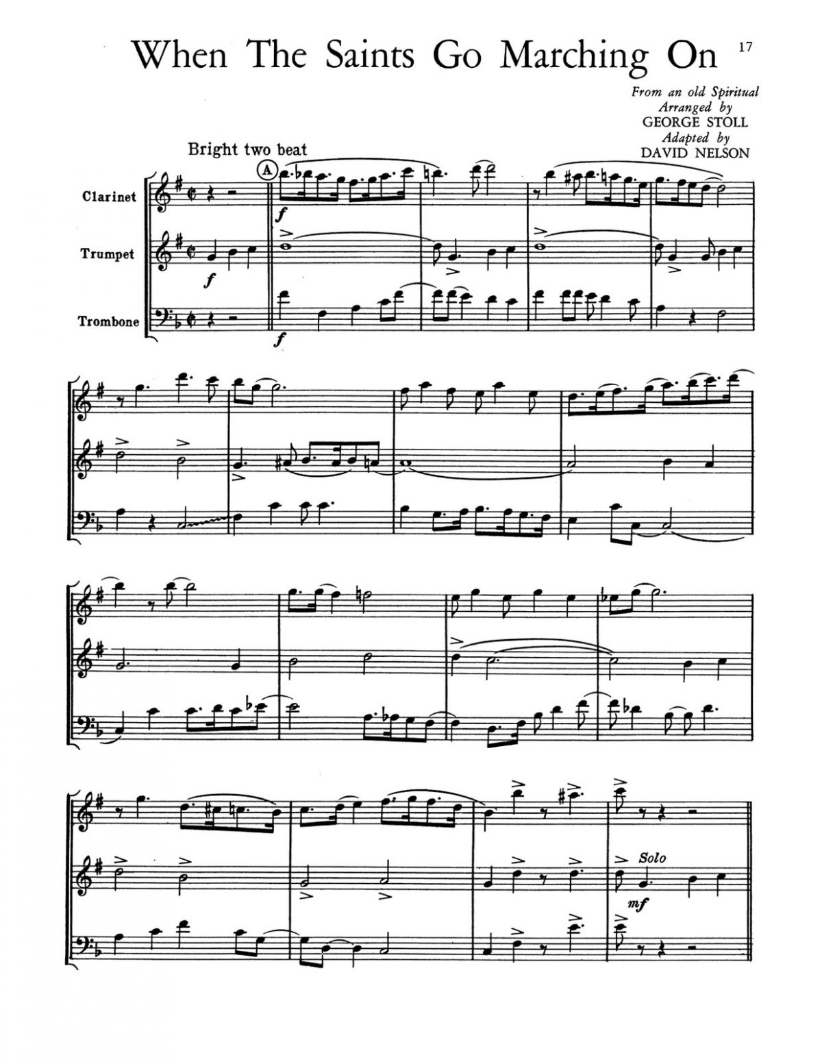 Levine, Dixieland Jazz Combo Book 1 (Score and Part)-p21