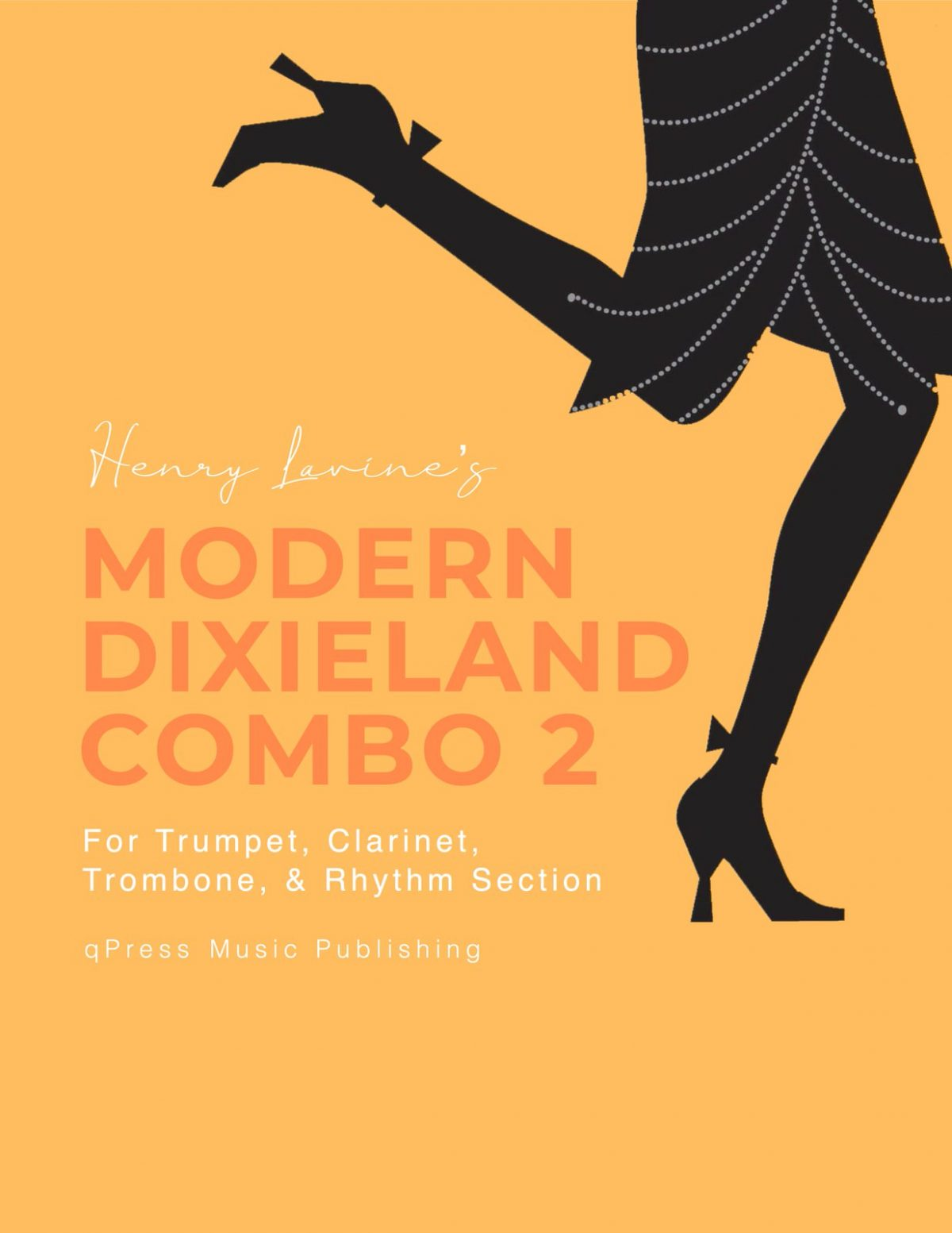 Levine, Dixieland Jazz Combo Book 2 (Score and Part)-p01