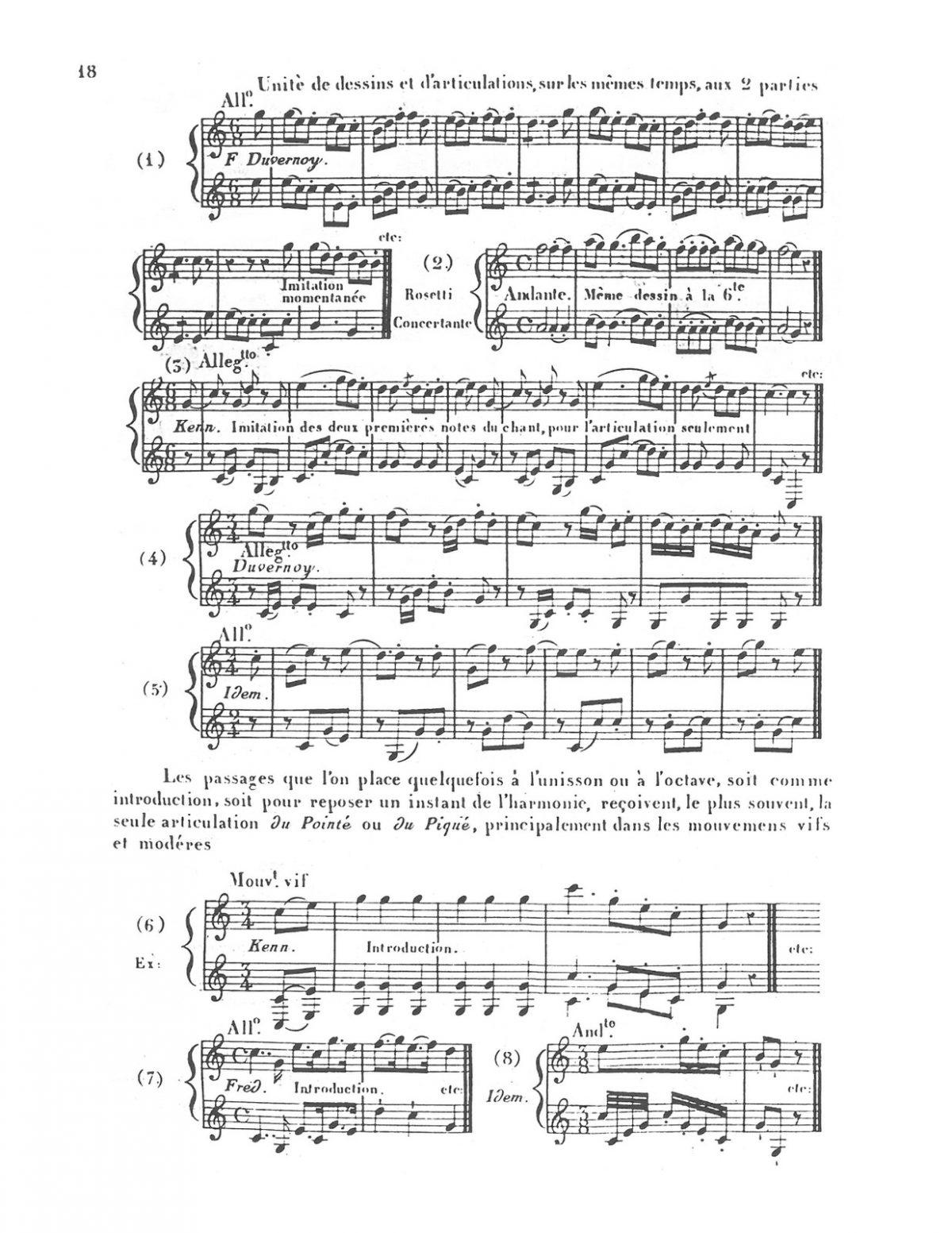 Méthode de cor-alto et cor-basse, premier & second cor 2-p020