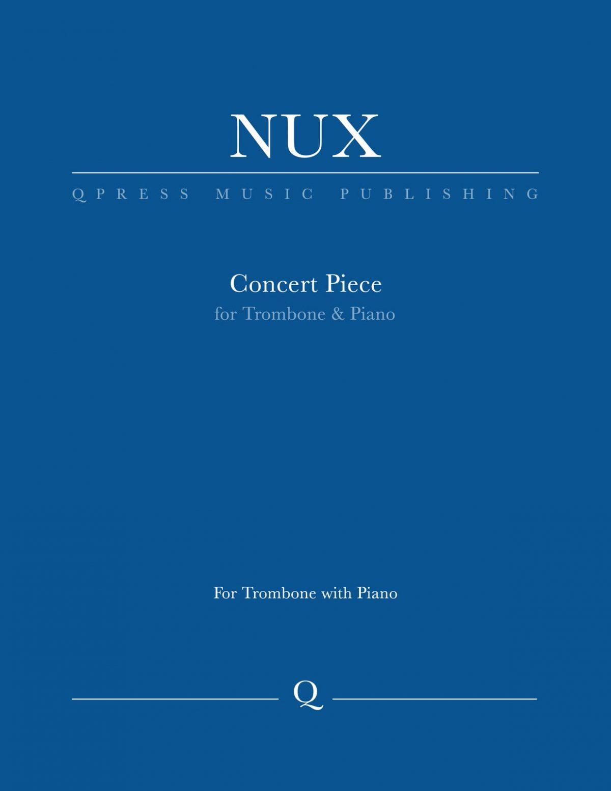 Nux, Concert Piece-p01