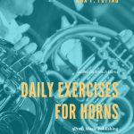Pottag, Daily Exercises for Horn-p01