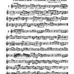 Michiels, 24 Etudes for Horn p24