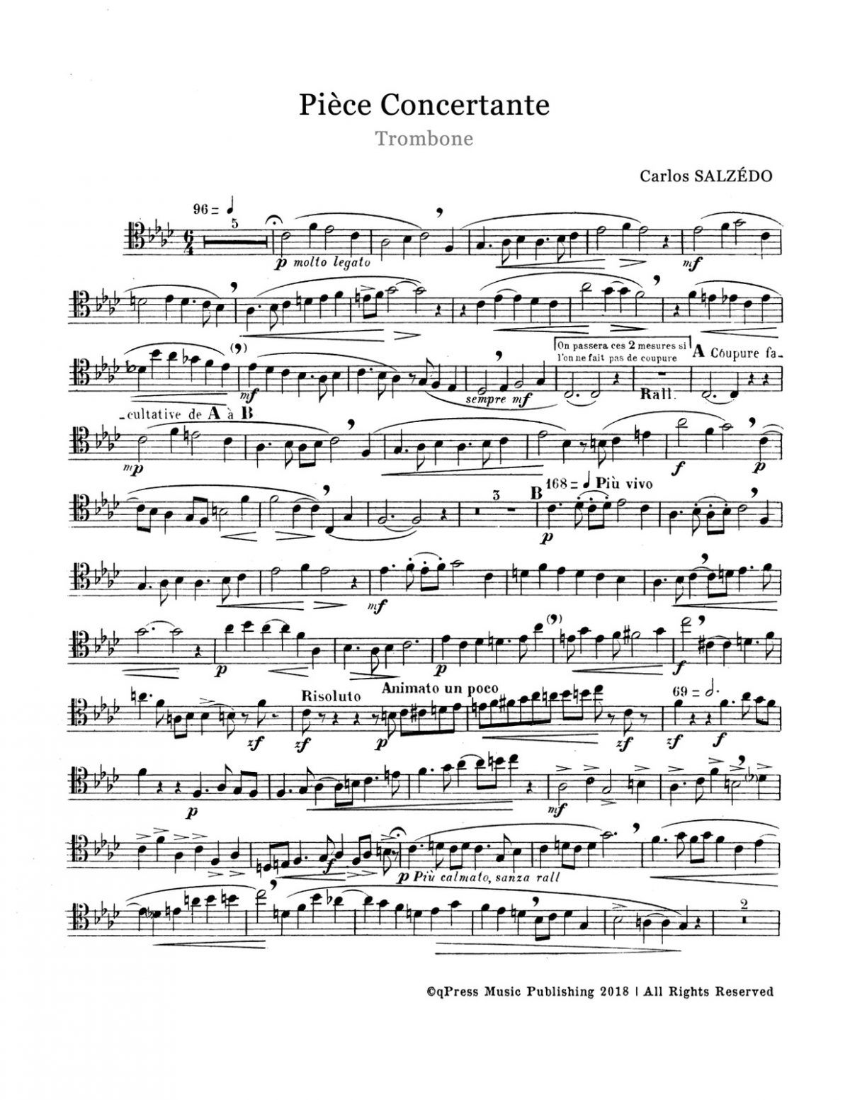 Salzedo, Pièce Concertante -p03