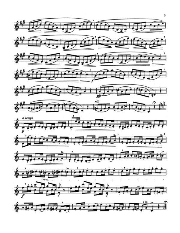 Concert Studies for Horn in F