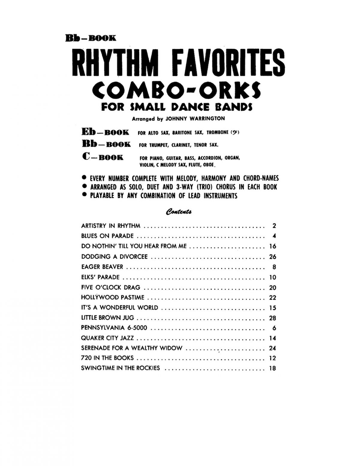 Warrington, Rhythm Favorites Bb-p03