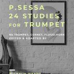 Wendt, 24 Etudes by Pasquale Sessa-p01