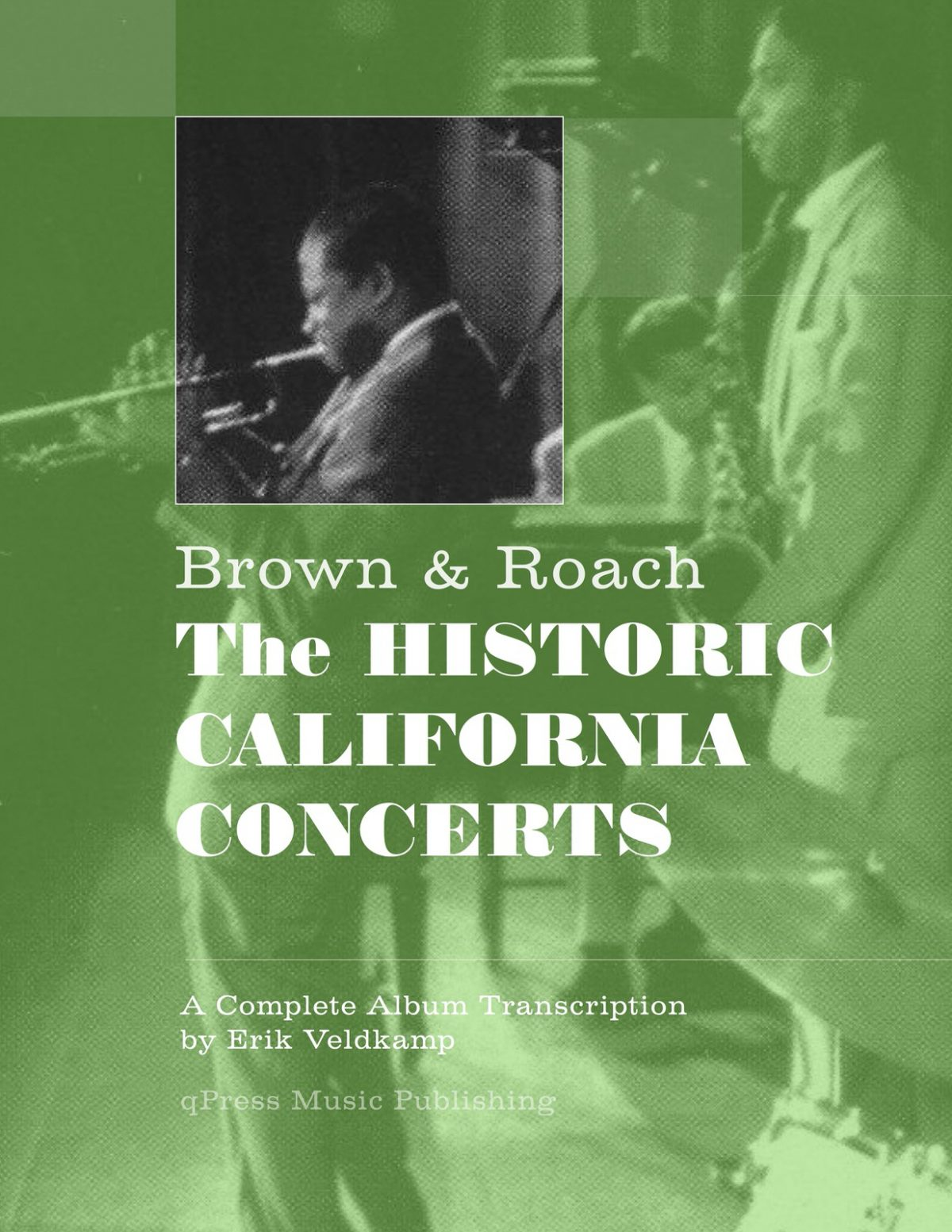 Brown, The Historic California Concerts 1954-p01