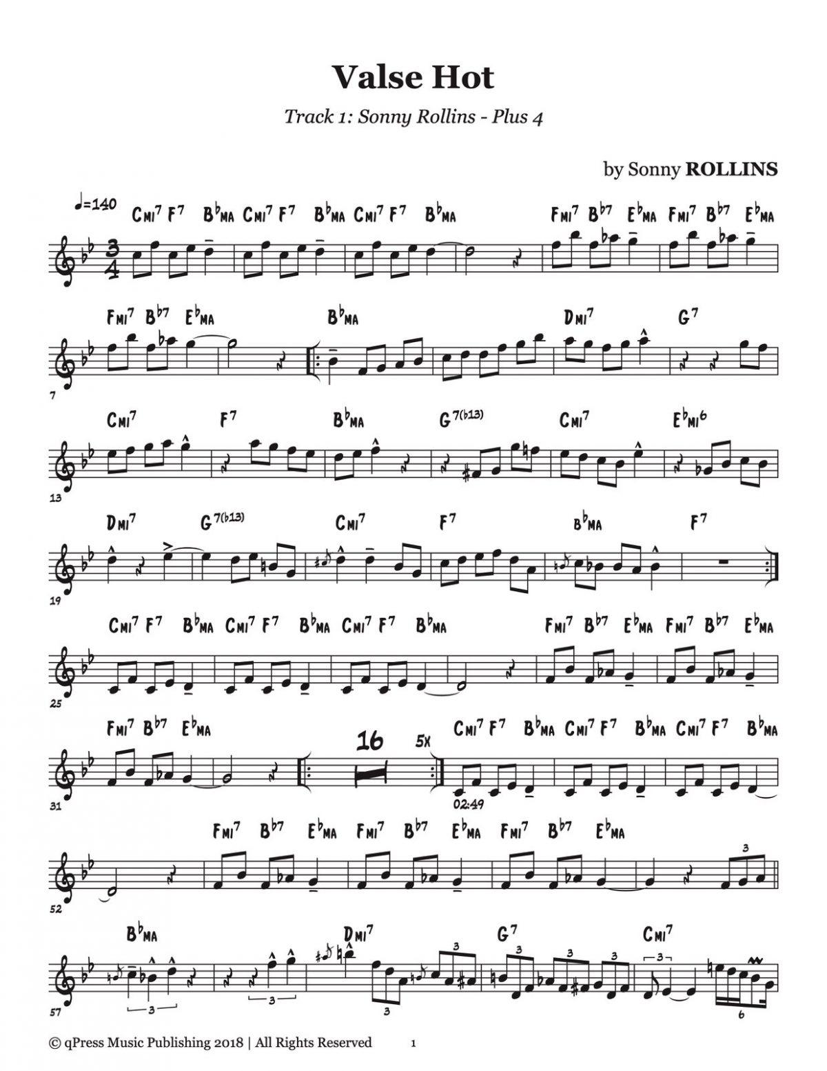 Brown, Three Giants (Sonny Rollins)-p03