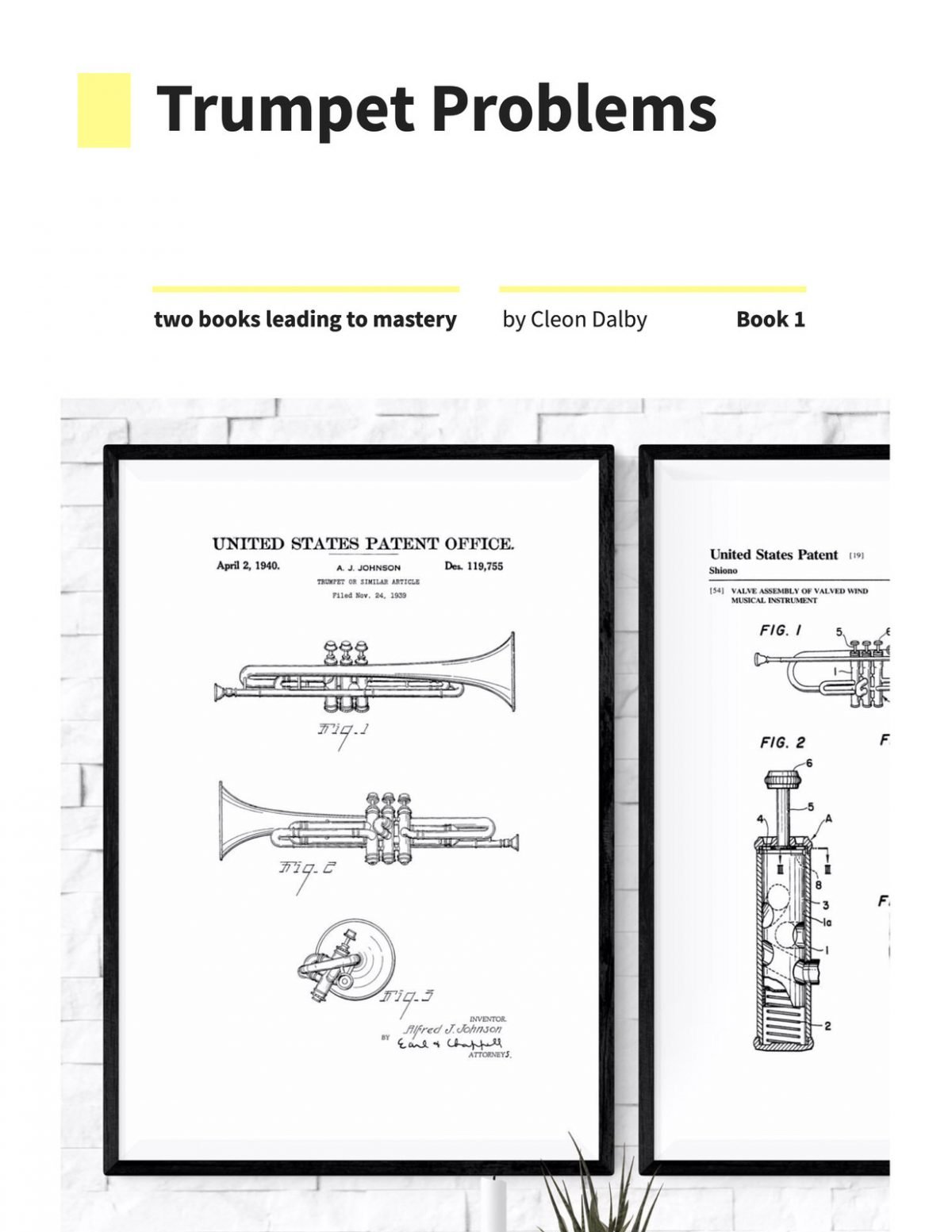 Dalby, Trumpet Problems Book 1-p01
