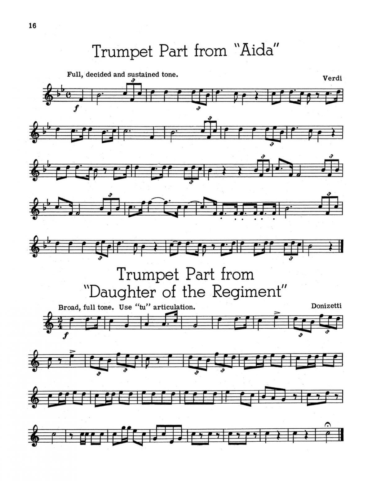 Dalby, Trumpet Problems Book 1-p18