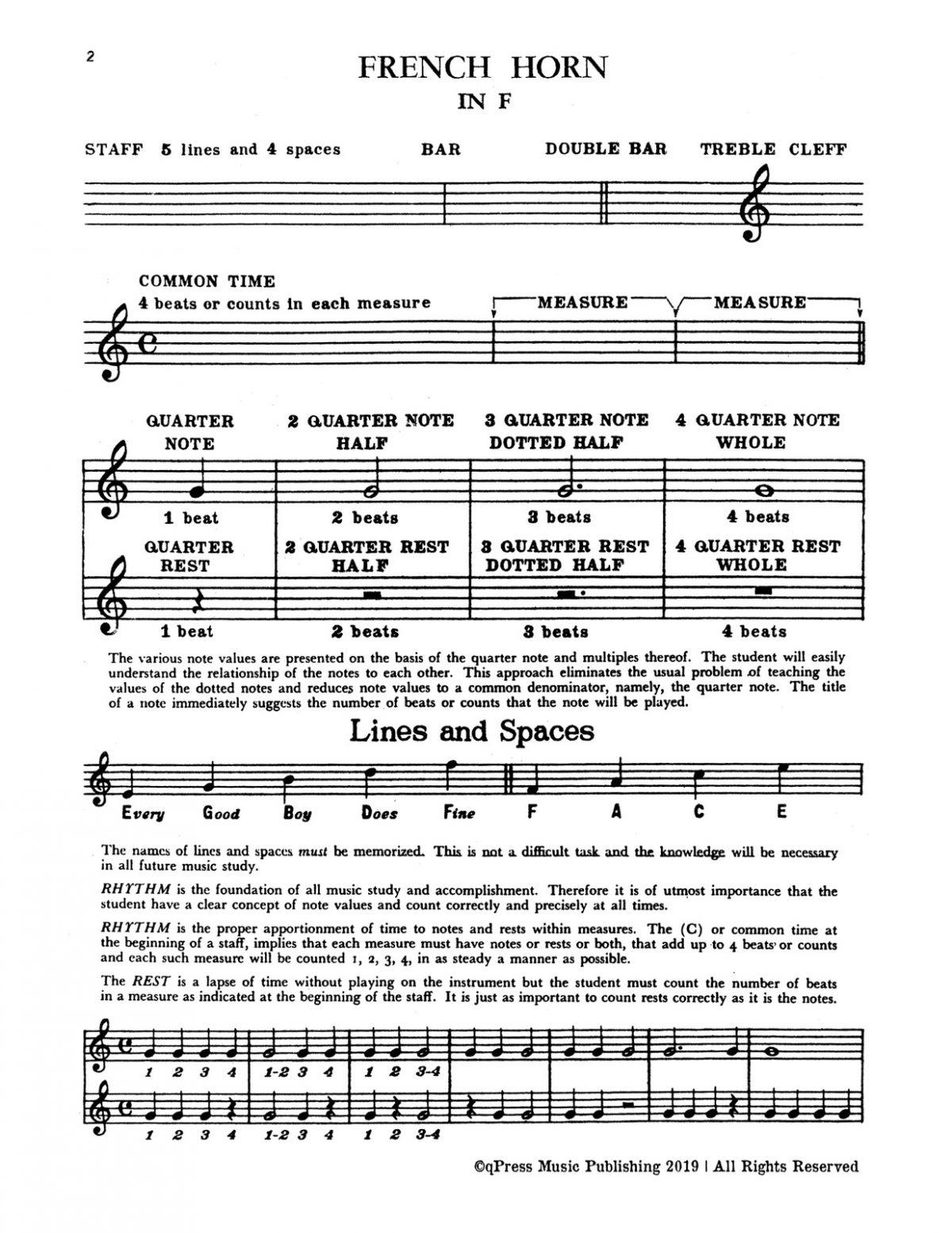 Erdman, Robert, The Master Method for French Horn-p04