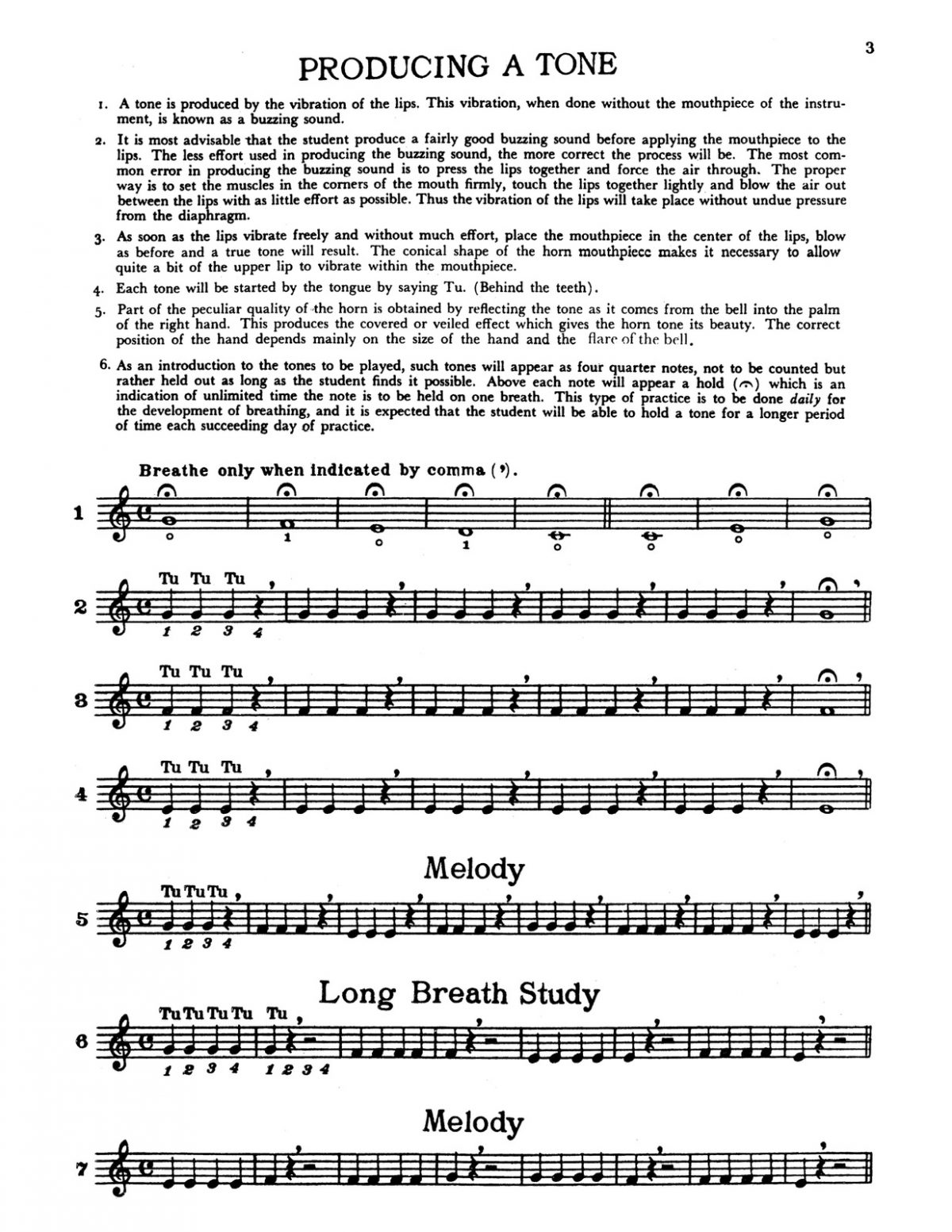 Erdman, Robert, The Master Method for French Horn-p05