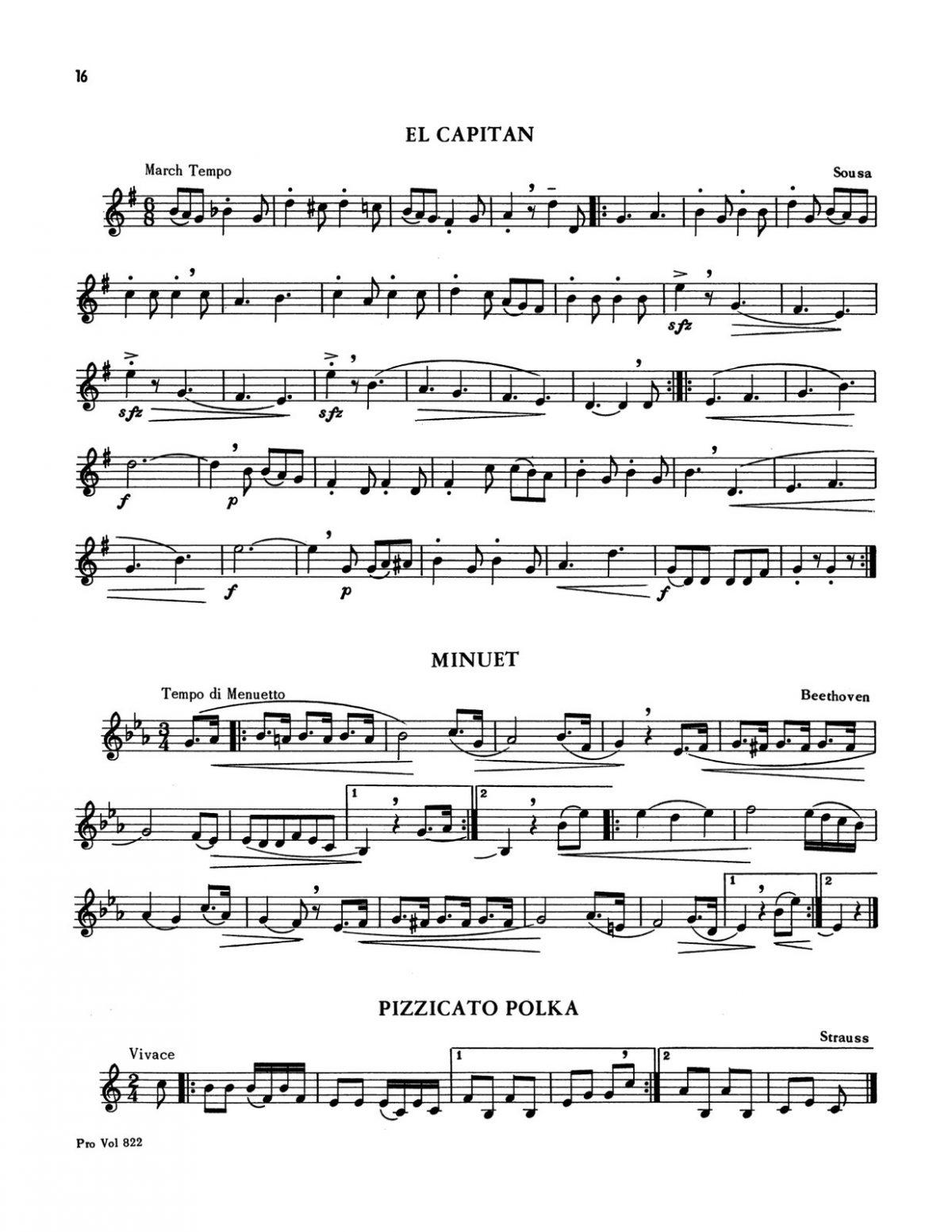 Hudadoff, 50 Standard Trumpet Solos-p20