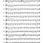 Langey, Tutor for French Horn-p014