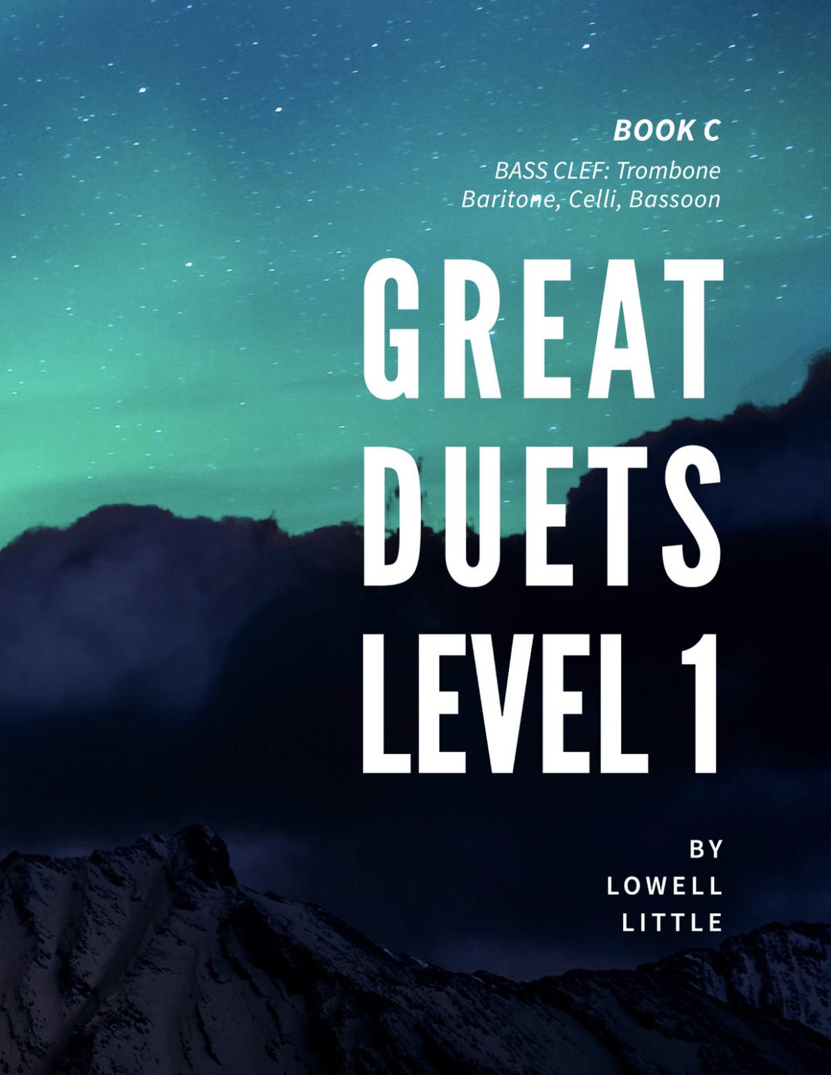 Little, Great Duets Level 1 Book C-p01-1