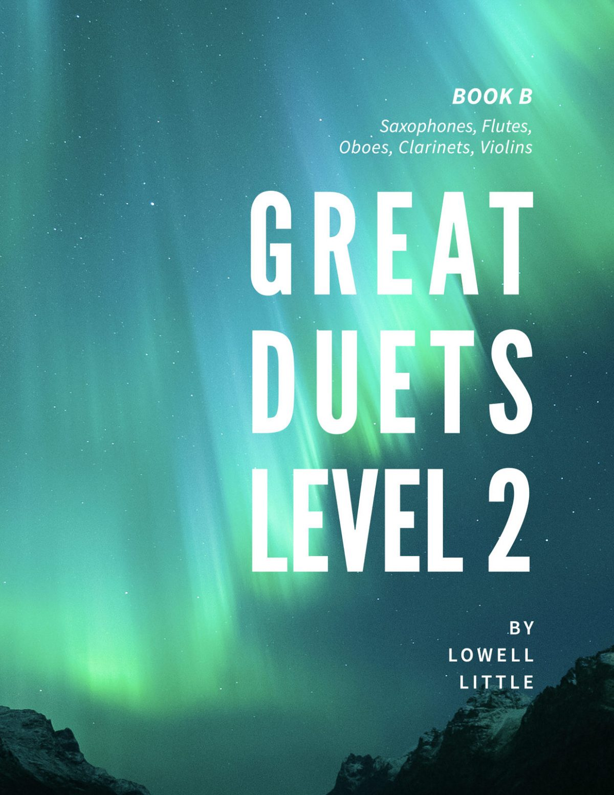 Little, Great Duets Level 2 Book B-p01