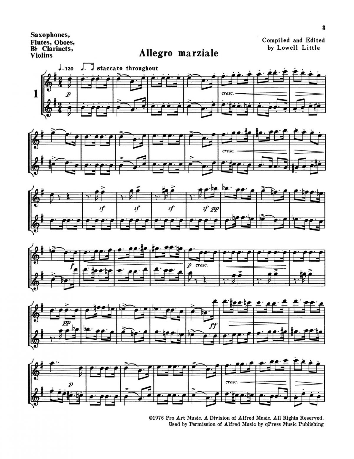 Little, Great Duets Level 2 Book B-p05