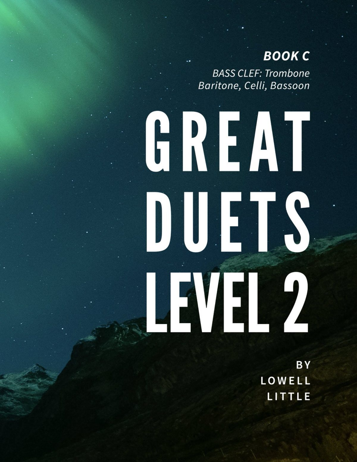 Little, Great Duets Level 2 Book C-p01