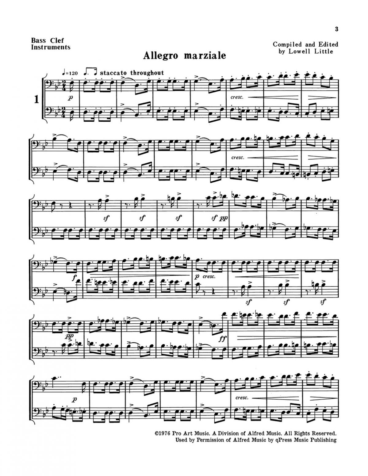 Little, Great Duets Level 2 Book C-p05