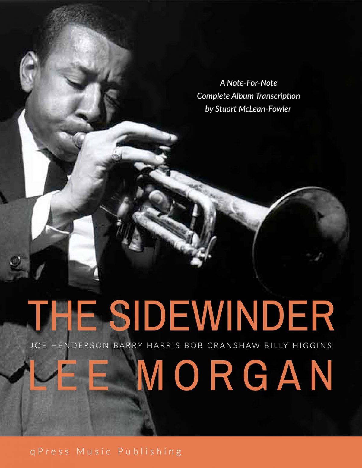 Morgan, The Sidewinder Complete Transcriptions-p01