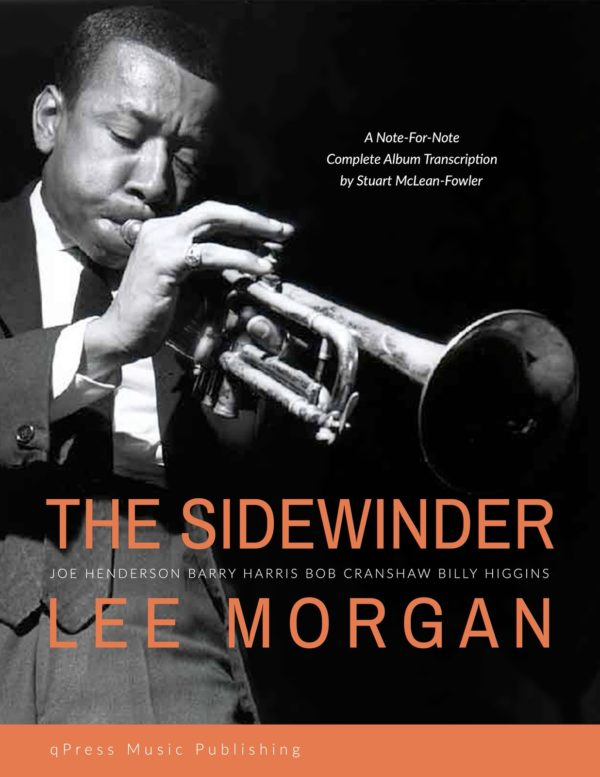 The Sidewinder (Complete Album Transcription)
