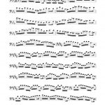Veldkamp, 15 Advanced Staccato Studies in Bass Clef-p04