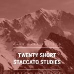 Veldkamp, 20 Short Staccato Studies in Bass Clef-p01