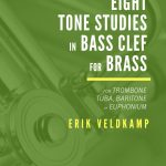 Veldkamp, 8 Tone Studies in Bass Clef-p01