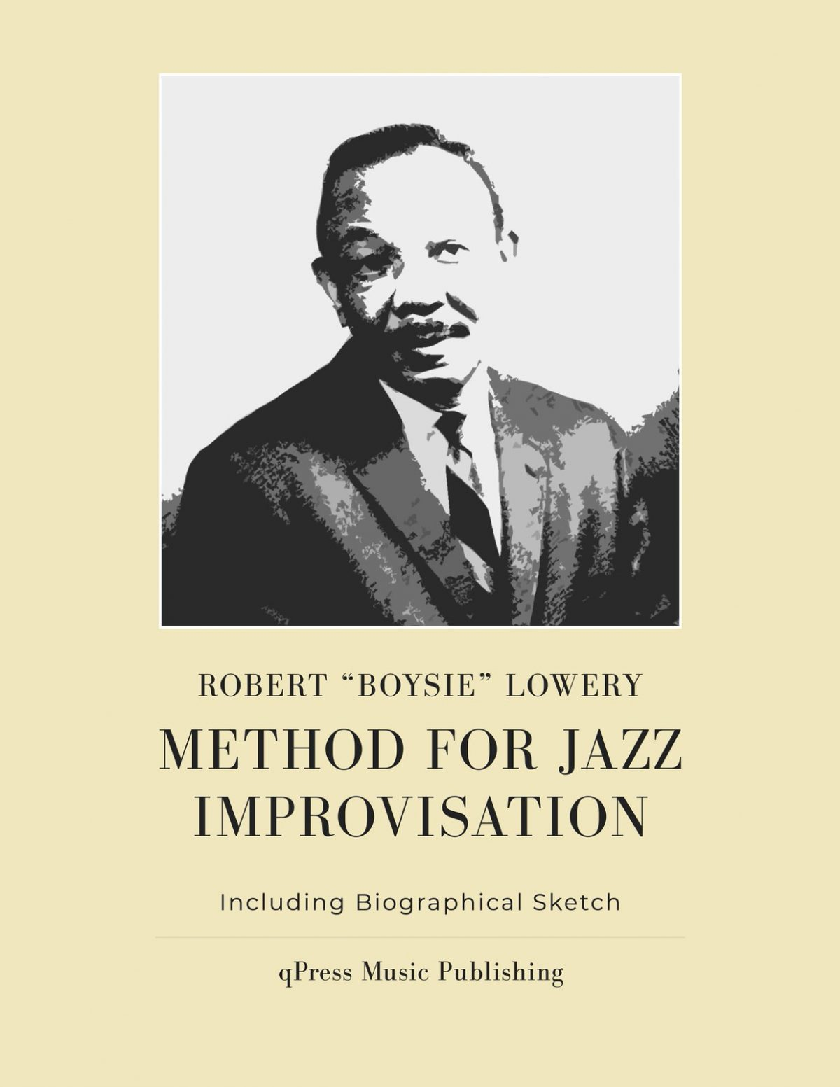 Lowery, Robert, Method for Jazz Improvisation-p001