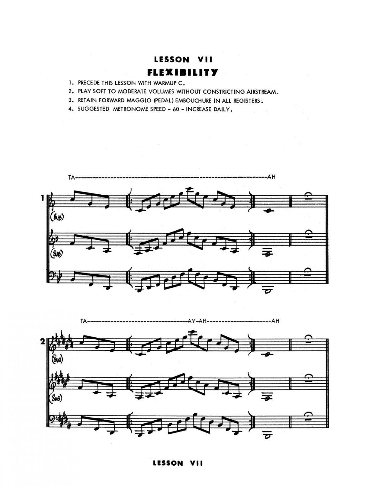 Macbeth, The Original Louis Maggio System for Brass-p097
