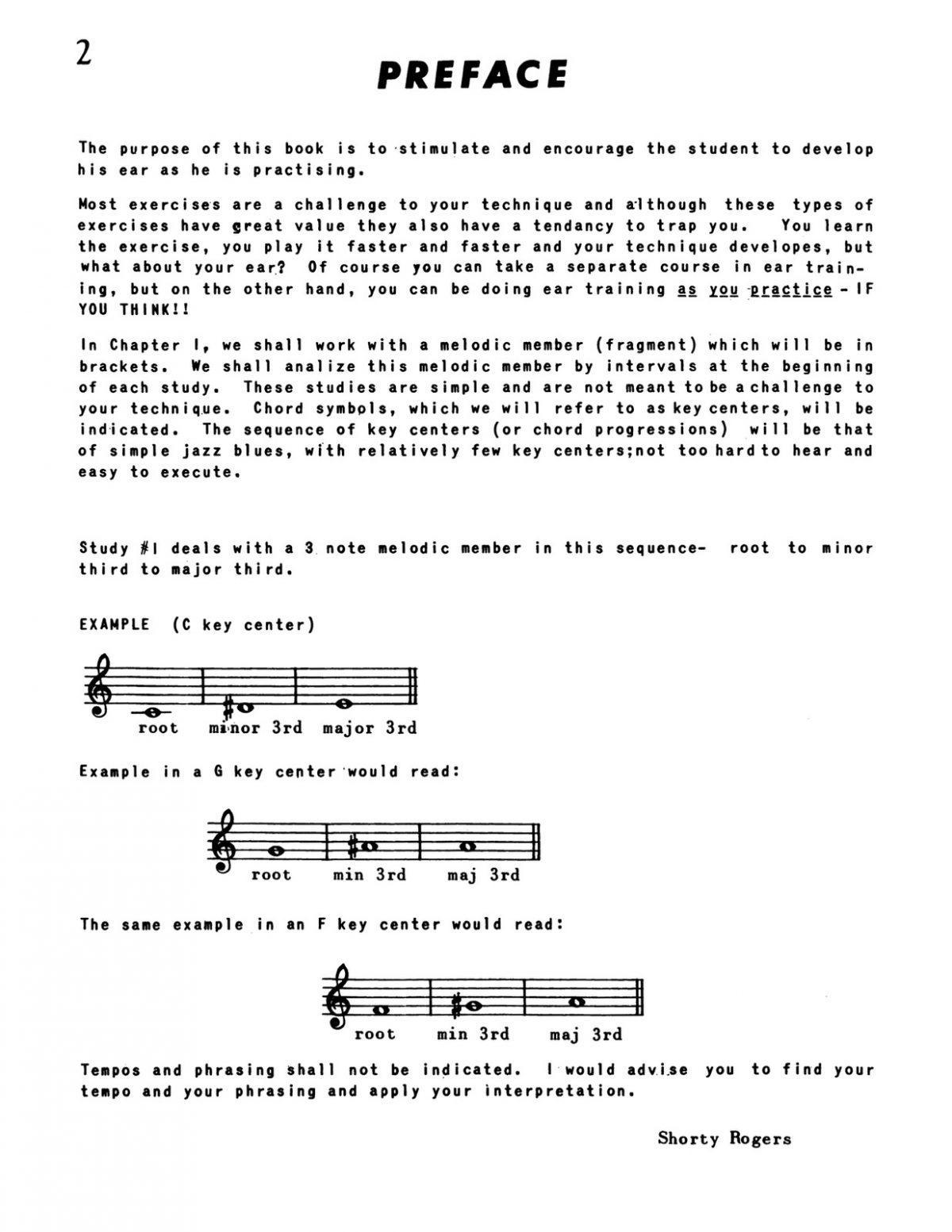 Rogers, Jazz Method for Trumpet-p02