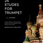 Chumov, 24 Etudes for Trumpet-p01