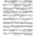 Chumov, 24 Etudes for Trumpet-p18